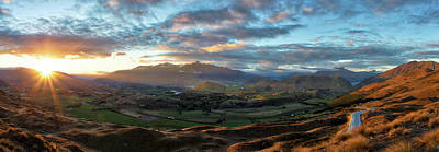 Photograph - Coronet Peak And Skippers Canyon  by Amber Kresge