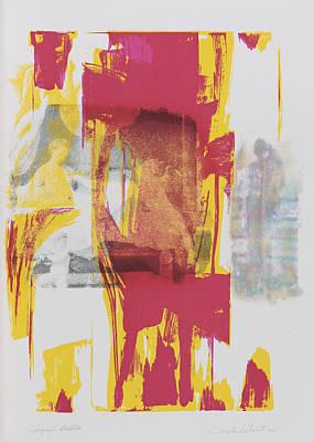 Correggio-zabriskie Point  Art Print