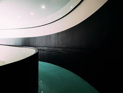 Photograph - Corridor by Alexandre Rotenberg