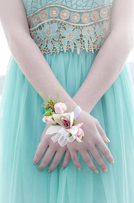 Photograph - Corsage by Rod Sterling