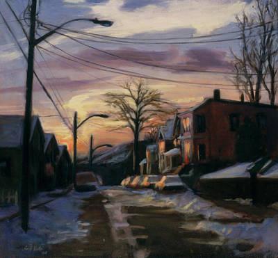Corson Avenue - February Original