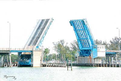 Photograph - Cortez Bridge by Mariarosa Rockefeller