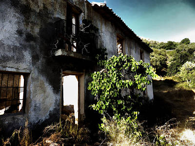 Photograph - Cortijo by Ivan Gomez