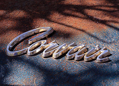 Corvair Emblem Art Print