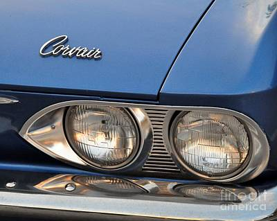 Photograph - Corvair by John Black