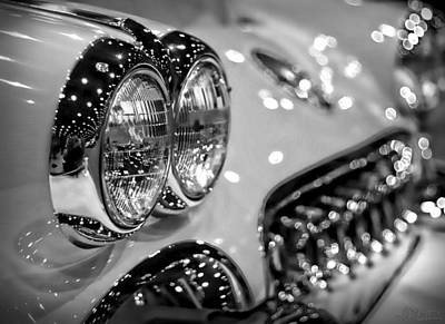Photograph - Corvette Bokeh by Gordon Dean II