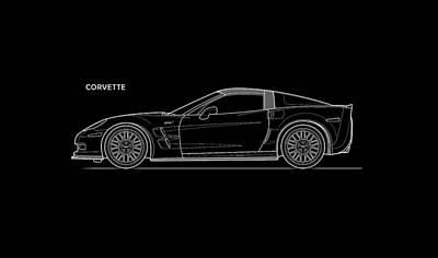 Corvettes Photograph - Corvette Phone Case by Mark Rogan