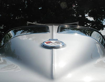 Photograph - Corvette by Renee Holder