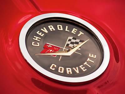 Photograph - Corvette by Stewart Helberg