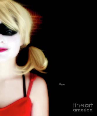Harley Quinn Photograph - Cos World  by Steven Digman