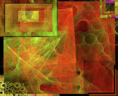 Cosmic Compulsion Original by Mac Titmus