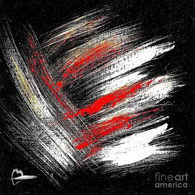 Eliso Digital Art - Cosmic Crisma by Eliso Ignacio Silva Simancas
