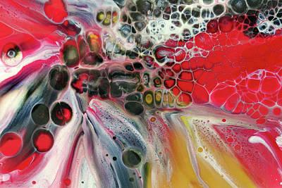 Painting - Cosmic Debris II by Jane Biven