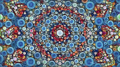 Digital Art - Cosmic Drift by Mike Butler