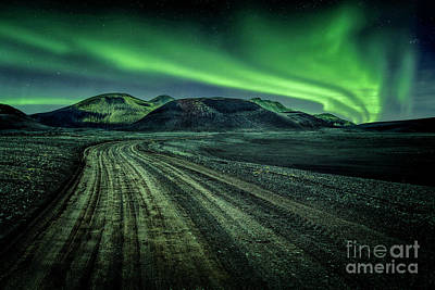 Photograph - Cosmic Journey by Evelina Kremsdorf