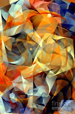 Digital Art - Cosmic by Rafael Salazar
