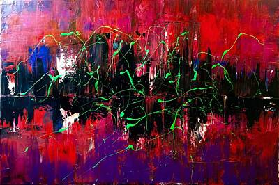 Cosmic Void Original by John Patterson