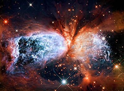 Photograph - Cosmic Vortex At S106 by Weston Westmoreland