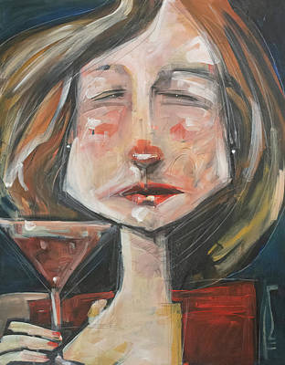 Painting - Cosmo by Tim Nyberg