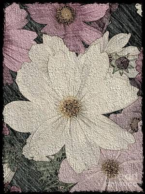 Mixed Media - Cosmos by Chalet Roome-Rigdon