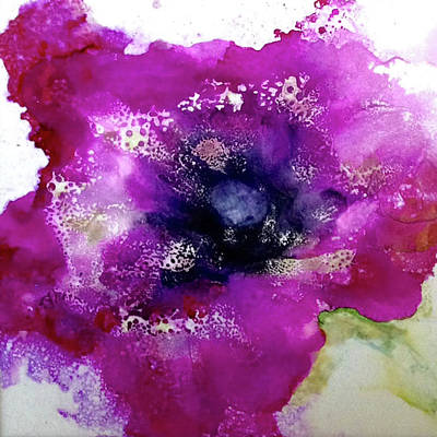 Painting - Cosmos by Cynthia Matthews