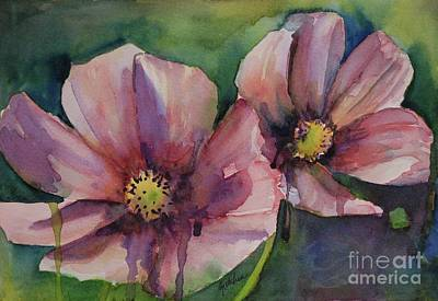 Cosmos Original by Gretchen Bjornson