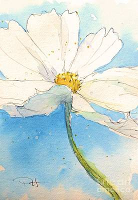 Painting - Cosmos by Patricia Henderson