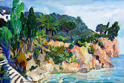 Painting - Costa Brava by Vladimir Kozma