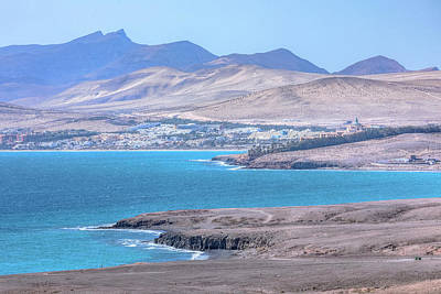 Costa Calma - Fuerteventura Art Print by Joana Kruse