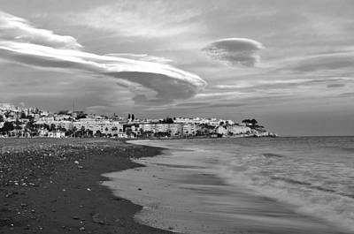 Photograph - Costa Del Sol Malaga Spain by Marek Stepan