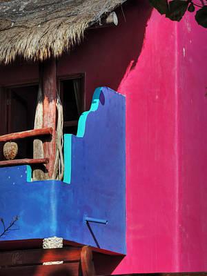 Photograph - Costa Maya Abstract 001 by Lance Vaughn
