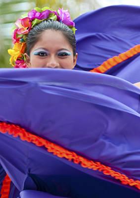 Photograph - Costa Maya Dancer II by Steven Sparks