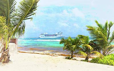 Photograph - Costa Maya by John M Bailey