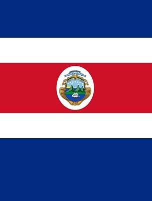 Costa Rica 2 Art Print