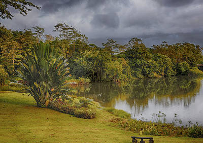 Photograph - Costa Rica Resort by Kathy Adams Clark