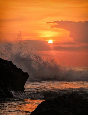 Photograph - Costa Rican Sunset by Carolyn Derstine