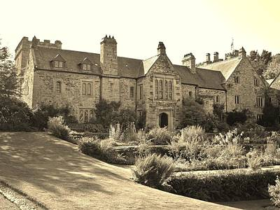 Photograph - Cotehele by Richard Brookes