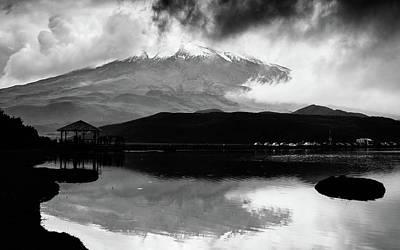 Photograph - Cotopaxi Volcano, Ecuador by Alexandre Rotenberg