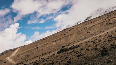Photograph - Cotopaxi Volcano, Ecuador At 5,897m by Alexandre Rotenberg