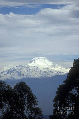Photograph - Cotopaxi Volcano  by John  Mitchell