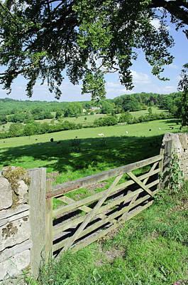 Farm Scenes Photograph - Cotswolds by Soundimageplus