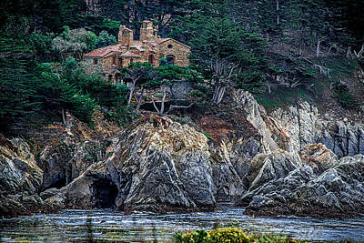 Photograph - Cottage By The Ocean  by Patrick Boening