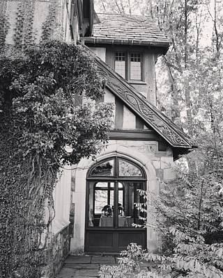 Photograph - Cottage Entrance by Jason Nicholas