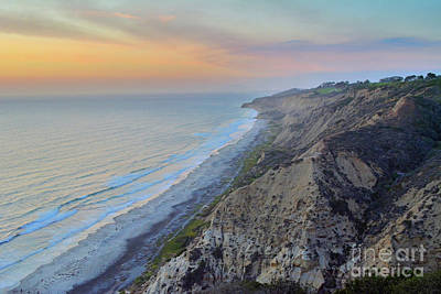Photograph - Cotton Candy Cliffs by Third Eye Perspectives Photographic Fine Art