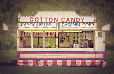 Photograph - Cotton Candy by Jerry Golab