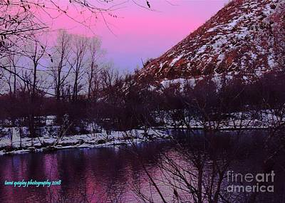 Photograph - Cotton Candy On The Kittatinny by Tami Quigley