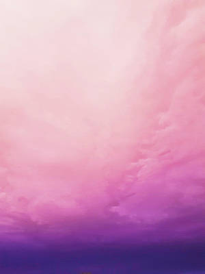 Photograph - Cotton Candy Sky by Tiffany Erdman