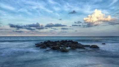 Photograph - Cotton Cloud by Juan Montalvo