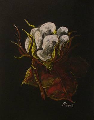 Cotton Boll Art