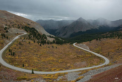 Photograph - Cottonwood Pass #2 by Dana Sohr
